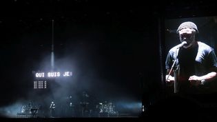 Massive Attack à Rock en Seine  (Culturebox)