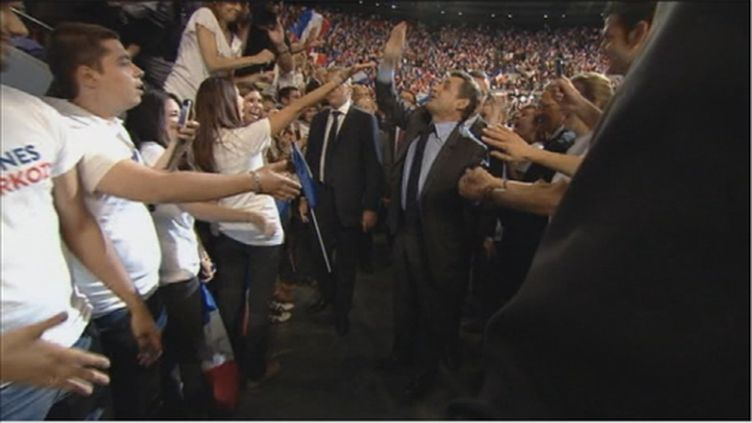 Le Zénith de Toulon, jeudi 3 mai 2012 (FTV)
