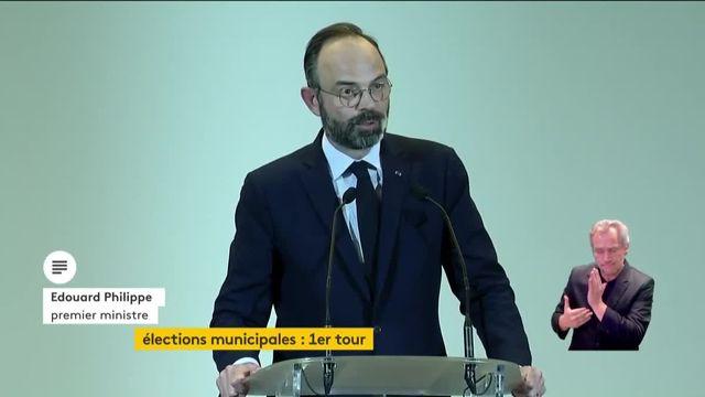 """""""Nous prendrons les mesures nécessaires."""" Le Premier ministre Edouard Philippe annonce une nouvelle consultation"""