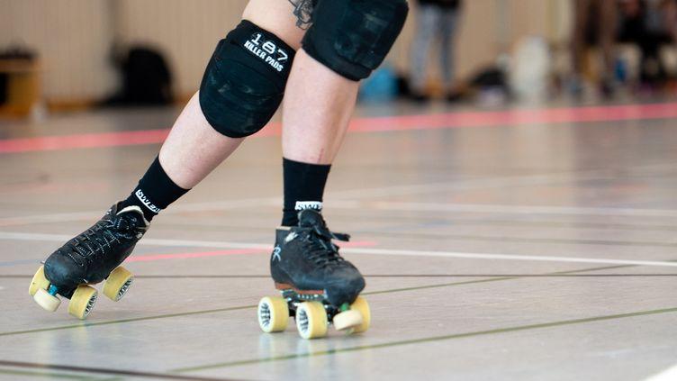 Le président de la Fédération française de roller et skateboard (FFRS), Nicolas Belloir, a donné sa démission après les critiques sur la gestion des cas d'agressions sexuelles révélés dans ces sports de glisse. (MAXPPP)