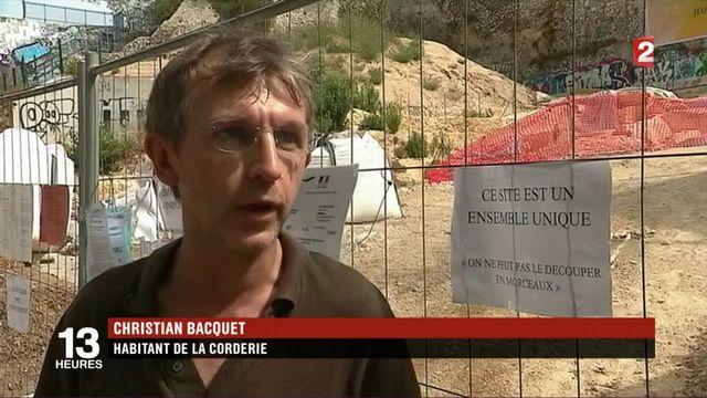 Marseille : des habitants se battent pour préserver un site archéologique