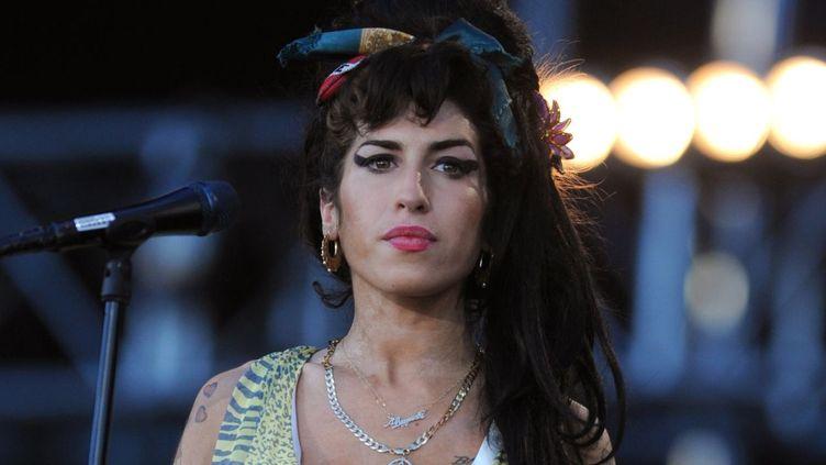 """""""Je n'avais jamais réalisé à quel point c'était un génie"""" dit le père d'Amy Winehouse  (PIERRE-PHILIPPE MARCOU / AFP)"""