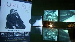 Le DVD Lumière !  (France 3 / Culturebox)