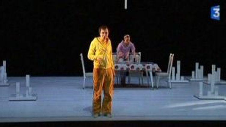 """""""Lignes de Faille"""" de Nancy Huston adapté au théâtre  (Culturebox)"""
