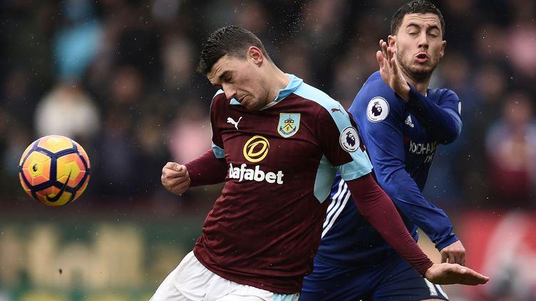 Hazard et Chelsea freinés face à Burnley