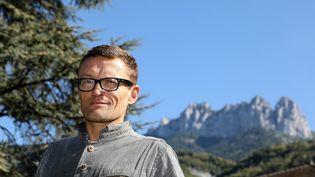 """Sylvain Tesson auteur de livre """"Un été avec Homère"""" (GR?GORY YETCHMENIZA / MAXPPP)"""