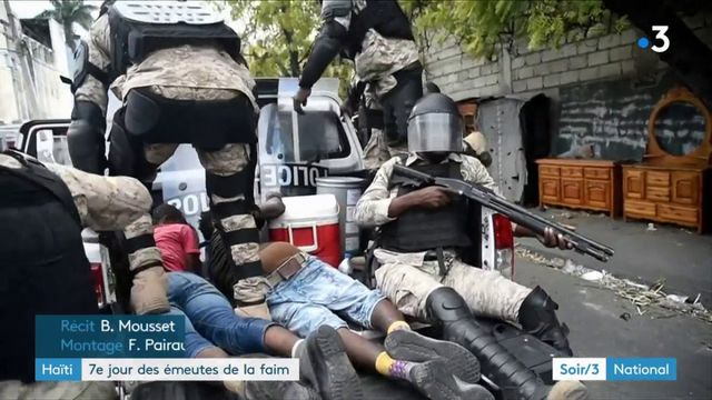 A Haïti, des émeutes de la faim se multiplient, les morts aussi