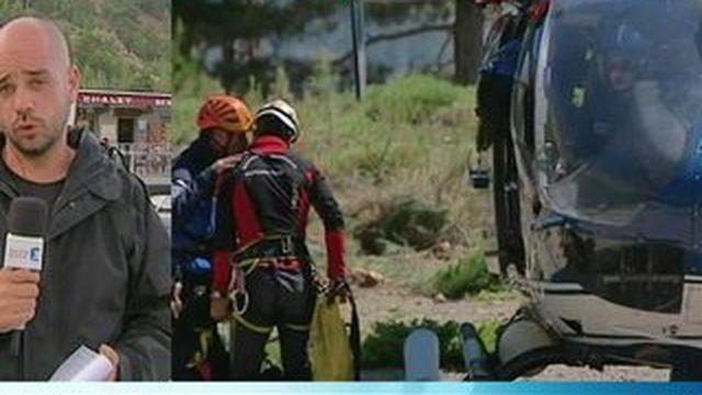 Accident en Corse : Les recherches suspendues pour la nuit