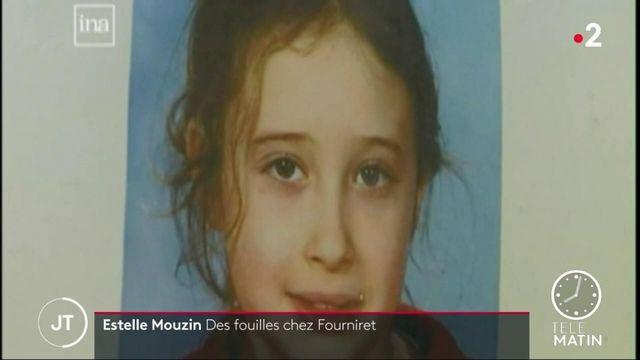 Estelle Mouzin : les enquêteurs vont fouiller deux anciennes maison de Fourniret