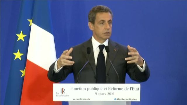 """Loi Travail : Sarkozy estime que """"les lycéens ne sont pas les mieux placés"""" pour en parler"""