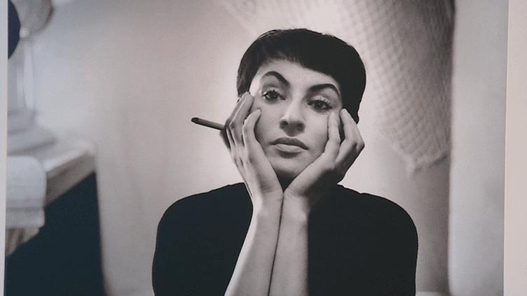 Barbara par Robert Doisneau  (Capture d'écran France 3/Culturebox)