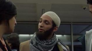 """Le film """"Cherchez la femme"""" aborde avec humour un sujet sensible, celui du voile et de la radicalisation. (FRANCE 2)"""