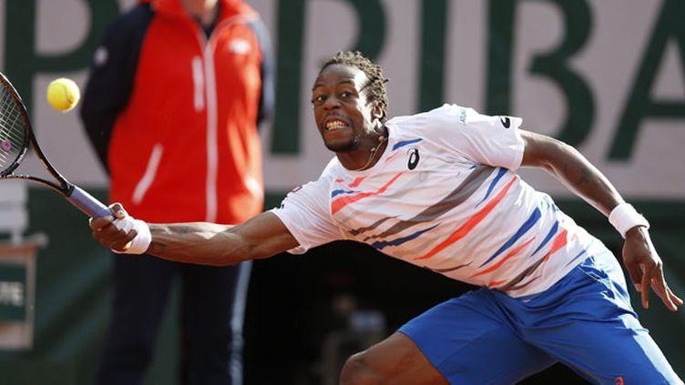(Monfils éliminé de Roland-Garros en quart de finale © Maxppp)