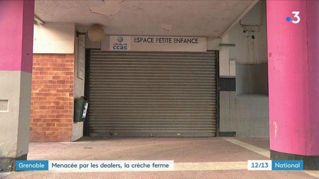 Grenoble : une crèche ferme après les menaces de dealers