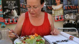 3 à 5 pièces par jour au menu de la festivalière  (Sophie Jouve)