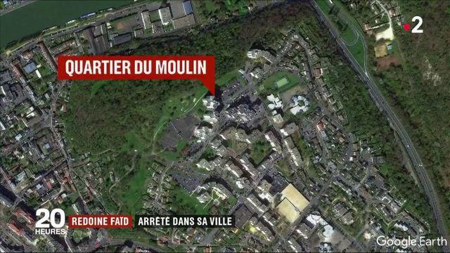 Redoine Faïd : arrêté à Creil, sa ville natale