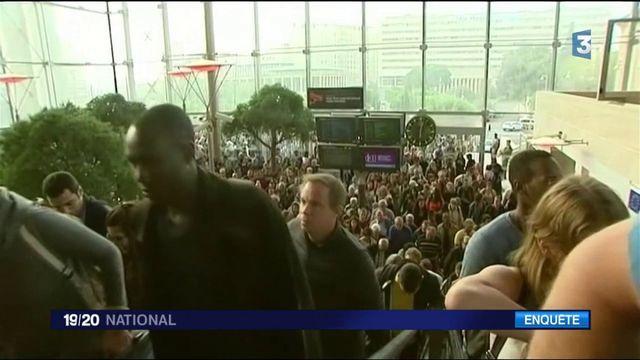 Attaque de Marseille : mouvements de panique en gare Saint-Charles