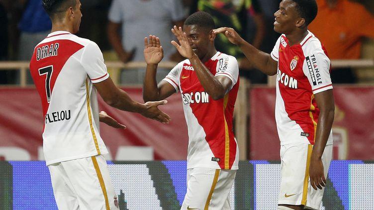Ivan Cavaleiro (Monaco) (VALERY HACHE / AFP)