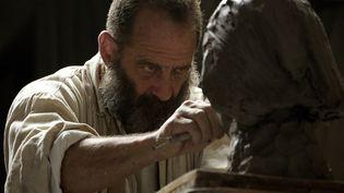 Rodin : photo du film avec Vincent Lindon  (Shanna Besson / Les Films du Lendemain)