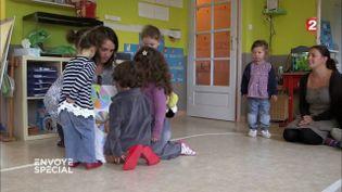 L'école Montessori qui fait revivre une commune de Dordogne (FRANCE 2 / FRANCETV INFO)