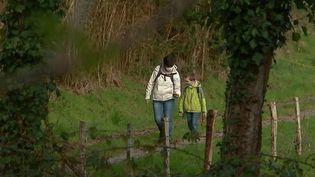 Géocaching : la chasse au trésor 2.0 a du succès dans la Creuse (France 2)