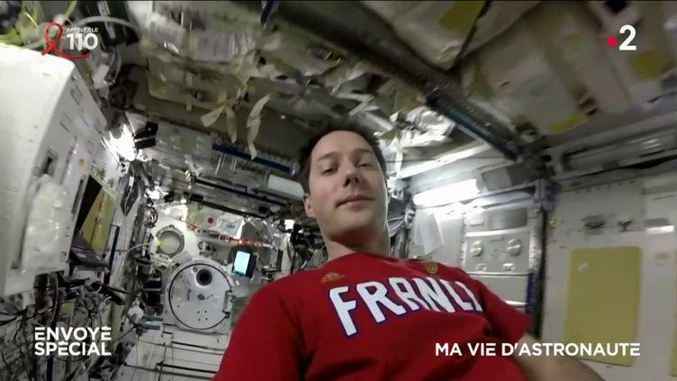 Envoyé spécial. Ma vie d'astronaute (ENVOYÉ SPÉCIAL  / FRANCE 2)