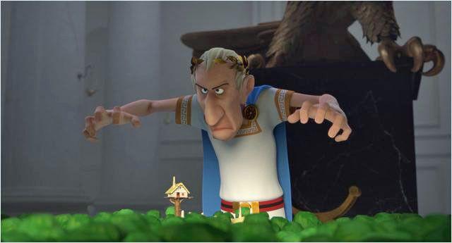 """""""Astérix - Le Domaine des Dieux"""" de Louis Clichy et Alexandre Astier  (M6 Studio, Belvision, M6 Films et SND )"""