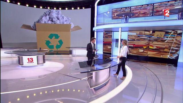 Recyclage : les Français ont des progrès à faire