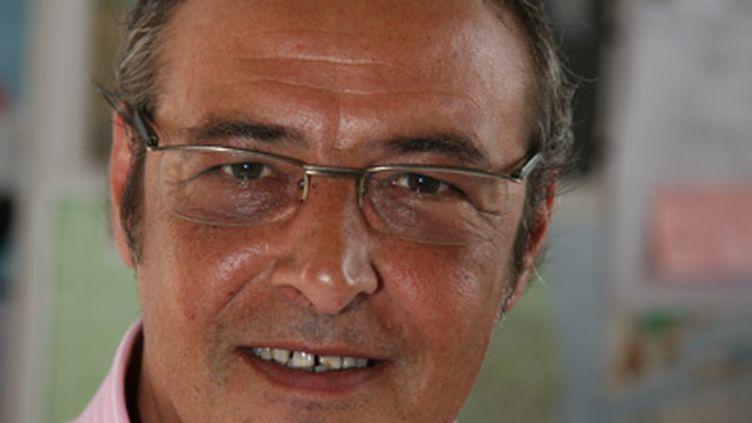 """Olivier Bonnet, journaliste et blogueur-auteur du site """"Plume de presse"""""""
