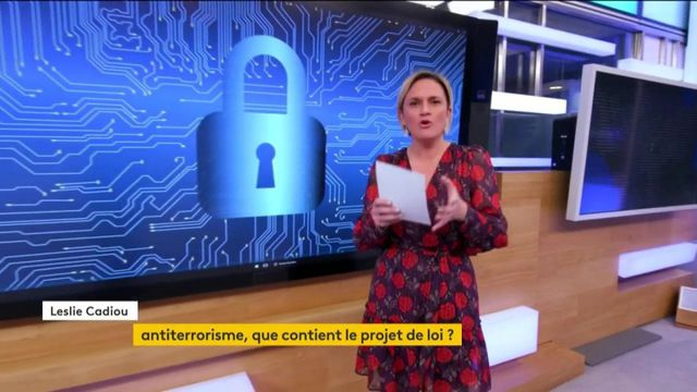 Sécurité : que contient le projet de loi antiterroriste ?