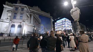 Marseille deviendra capitale européenne de la culture le 12 janvier 2013. (GERARD JULIEN / AFP)