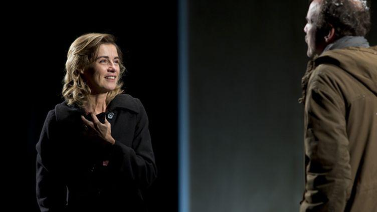 """Anne Consigny dans """"Elisabeth ou l'Equité""""  (Giovanni Cittadini Cesi)"""