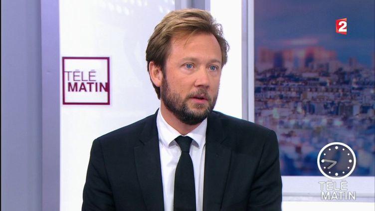 Boris Vallaud (France 2)