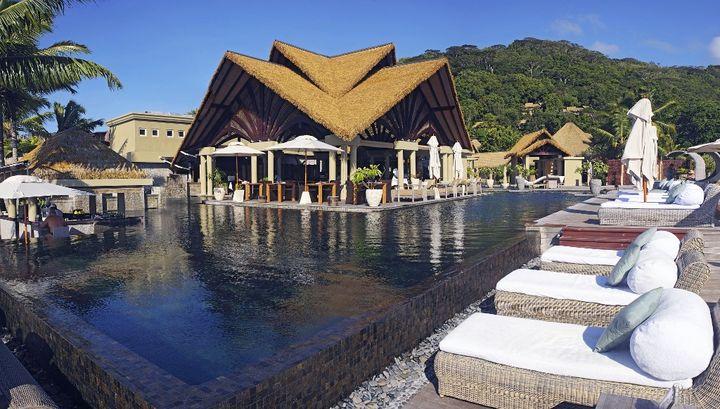 L'économie des Seychelles repose à 60% sur le tourisme. L'archipel s'est orienté vers un tourisme haut de gamme. (PHILIPPE ROYER / ONLY WORLD.NET/ONLY FRANCE VIA AFP)