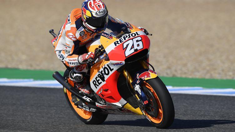 Dani Pedrosa remporte son 3e GP d'Espagne de sa carrière (MILAGRO / MILAGRO)