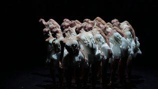 Lac des cygnes : Angelin Preljocaj présente une version moderne du ballet légendaire (Capture d'écran franceinfo)