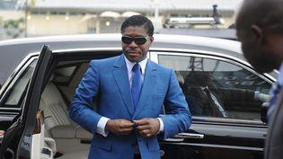 Teodorin Obiang en 2013 (JEROME LEROY / AFP)