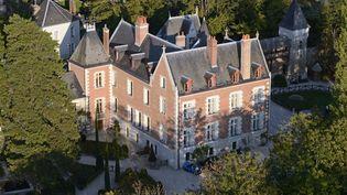 Le château du Clos-Lucé, dernière demeure de Léonard de Vinci (CHICUREL ARNAUD / HEMIS.FR)