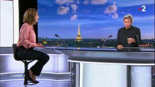 Plan de relance : la priorité donnée aux entreprises  (France 2)