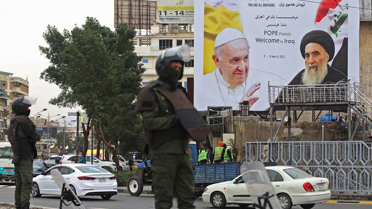 Le pape en Irak : un voyage risqué mais plein d'espoir