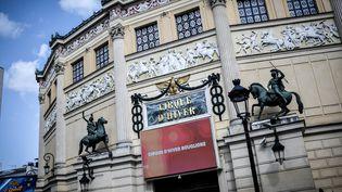 Le Cirque d'Hiver à Paris (STEPHANE DE SAKUTIN / AFP)