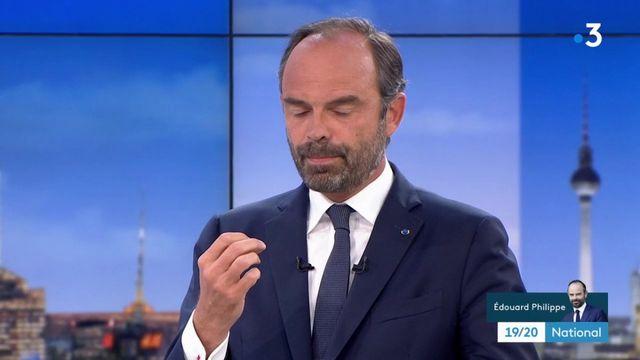 """Édouard Philippe : """"Nous nous sommes engagés à contenir la dépense publique"""""""