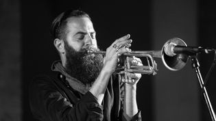 Le trompettiste israélien Avishai Cohen  (Caterina Di Perri / ECM Records)