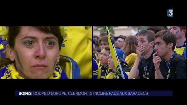 Rugby : cruelle déception pour Clermont
