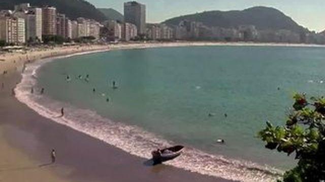 À la découverte de Copacabana
