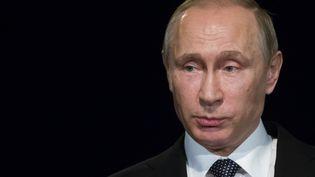 Le président russe Vladimir Poutine à Moscou (Russie), le 29 juin 2016. (ALEXANDER ZEMLIANICHENKO / AFP)