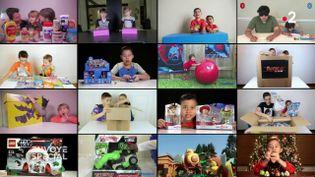 Enfants sous influence (ENVOYÉ SPÉCIAL  / FRANCE 2)
