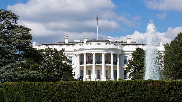 La Maison blanche à Washington, le 5 octobre 2016. (CHERISS MAY / NURPHOTO / AFP)