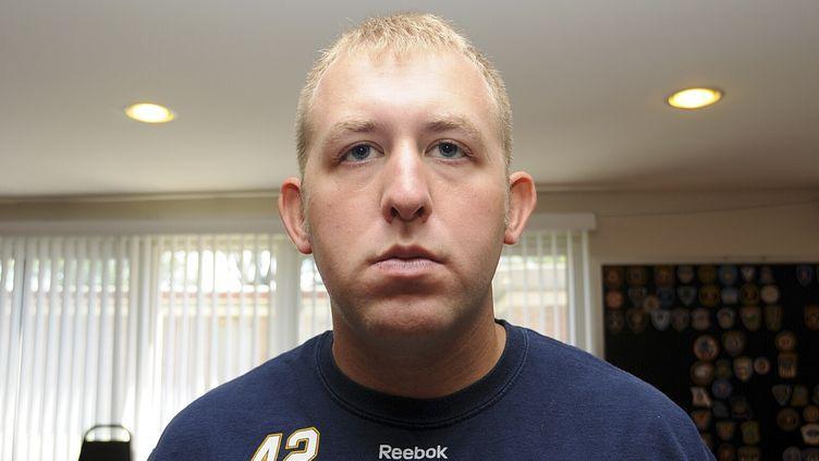 Photo non datée du policier Darren Wilson, diffusée le 24 novembre 2014 par le procureur du comté de Saint-Louis (Missouri, Etats-Unis). (REUTERS)