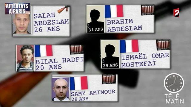 la traque de Salah Abdeslam se poursuit